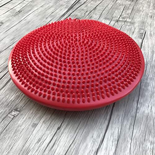 Dicke Yoga Matte PVC reine Farbe Pilates Sport Gym Übung Pad Flexibilität Balance rutschfeste Ausbildung Fitness Massage Mat