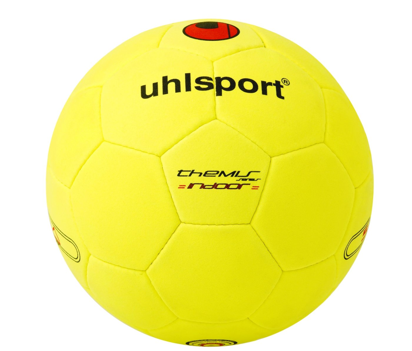 Uhlsport - Pallone calcio indoor, misura 5
