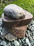 Granit Brunnen Magic der Schwingender Stein