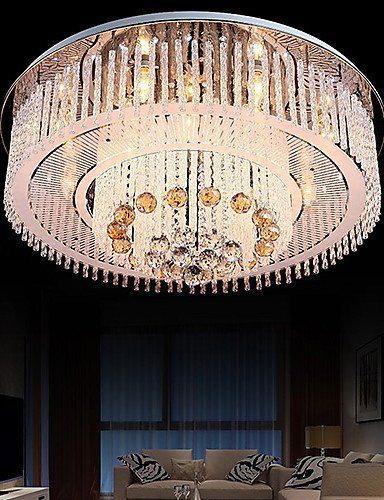Lampadari   contemporaneo   di cristallo   cristallo: amazon.it ...