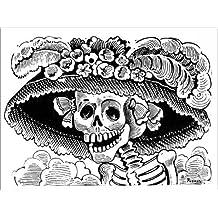 Amazones Dibujos De Catrinas