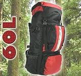 60LR Trekking Wander Rucksack Freizeit Outdoor Tasche Modell ELECSA 3041