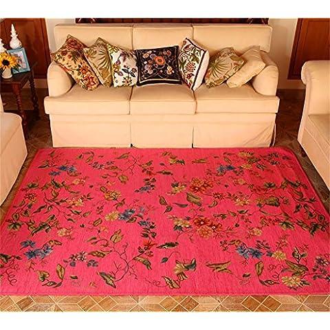 Americano Carpet soggiorno moderno tappeto Tavolino scendiletto Camera Continental