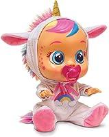 IMC Toys 99180 Fantasy Dreamy - Muñeca Bebés Llorones, Multicolor