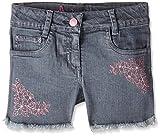 UFO Girls' Shorts (AW17-DF-GKT-2211 GREY (12-13 Yrs))