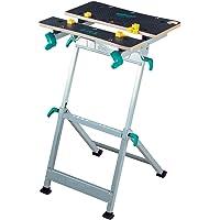 Wolfcraft MASTER 600 Spann- und Arbeitstisch 6182000 - höhenverstellbar / Universell einsetzbarer & robuster Werktisch…