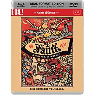 FAUST (Masters of Cinema) (DVD & BLU-RAY DUAL FORMAT) [UK Import]