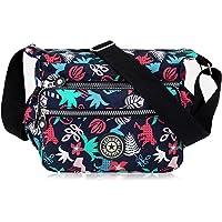 AIBILIEI Sac à bandoulière pour femme, sac à bandoulière pour shopping, travail, voyage