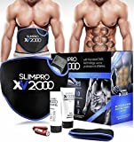 Best Ab Belts - Slim-Pro XV2000‏ Ab Toning Belt Kit For Slender Review