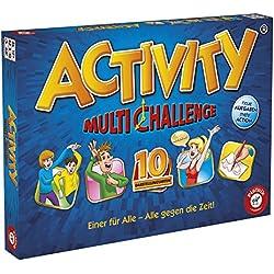 Piatnik 6098 - Partyspiel Activity - Multi Challenge Activity