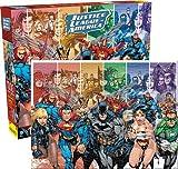 Aquarius DC Comics- Justice League of America 1000 pc Puzzle