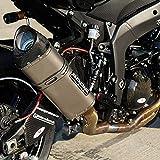 Auspuff Bodis Three-Tec-C Komplanlage hoch Full-Titan Kawasaki ZX-6R Ninja 600