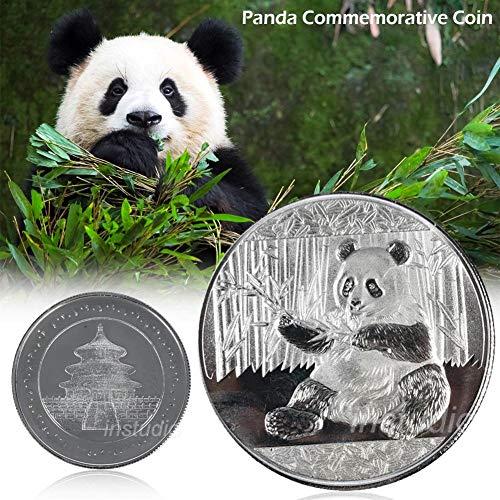 Diuspeed-Gedenkmünze, Chinesische Panda-Münzen 2-seitige Münz-Temole des Himmels in der Peking-Gedenkmünze