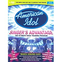 American Idol Singer's Advantage - Male Version [With 7 CDs and DVD] by Seth Riggs (2007-04-03)