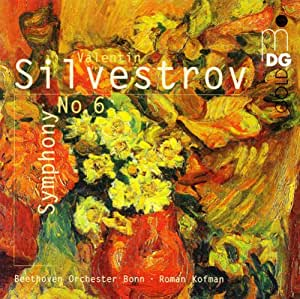 Valentin Silvestrov, Symphonie n°6