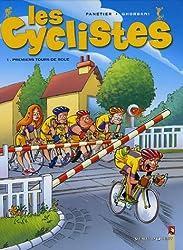 Les cyclistes, Tome 1 : Premiers tours de roue