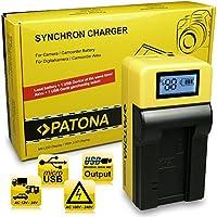 LCD Caricabatteria NP-FC10 | NP-FC11 per Sony CyberShot DSC-P2 |
