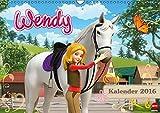 Wendy (Wandkalender 2016 DIN A3 quer): Mit deiner Freundin Wendy durchs Jahr! (Monatskalender, 14 Seiten) (Calvendo Spaß) (CALVENDO Spass)