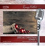 Special Christmas Songs (Vol. 2) - GEMA-freie Playback/Karaoke Edition - Die schönsten Weihnachtslieder (inkl. Textbooklet/Lyrics zum Mitsingen)