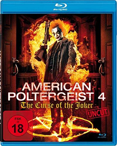 Bild von American Poltergeist 4 - The Curse of the Joker Real - Uncut [Blu-ray]