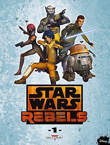 Star Wars - Rebels T1 par Martin Fisher