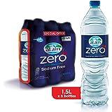 Al Ain Zero Bottled Drinking Water, 1.5 litre (Pack of 6)