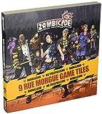 Zombicide Rue Morgue Tiles Pack