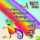 Pourquoi le caméléon change de couleur