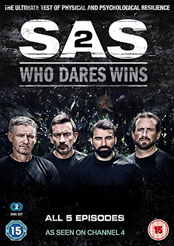 SAS: Who Dares Wins Series Two [DVD] [UK Import]