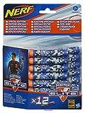 Nerf A2998 N-Strike Elite 12 Darts blau Special Edition