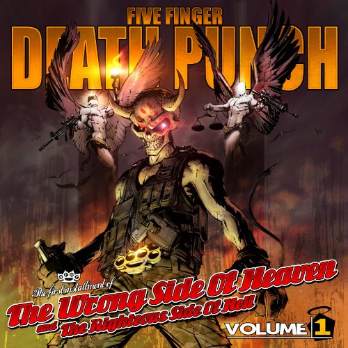 Five Finger Death Punch: The Wrong Side of Heaven and The Righteous Side of Hell (Audio CD)