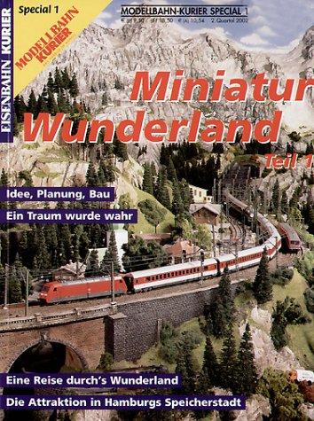 (Miniatur Wunderland Teil 1)