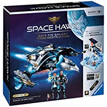 Ravensburger Space Hawk Starter Set, Save the Galaxy from Destruction