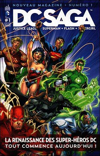 DC Saga, N° 1 : par Urban Comics Presse