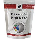 BASACOTE® HIGH K 6M (from Germany) 6 Months Slow Release NPK Fertilizer 13-15-18 + Micronutrients/Plant Feed for Home Plants