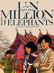 Un million d'éléphants Edition simple One-shot