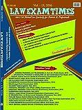 Law Exam Times Vol. 13