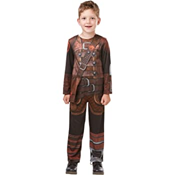 Rubie's Official How to Train Your Dragon Hiccup Childs Costume, Small Age 3-4 Years