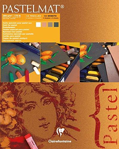 Bloc Pastelmat 360g 24×30 Nouvelles Teintes - 3