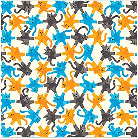 Gift Wrap: Michael Hall Cat Tale