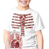 AR+ Body Planet Camiseta Realidad Aumentada educativa (L)