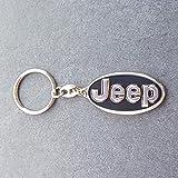 Jeep Schlüsselanhänger Keyring Grand Cherokee Wrangler Renagade Willys CJ7 CJ5