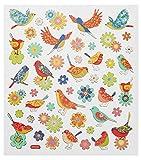 Hobby-Design Sticker , Vögel II