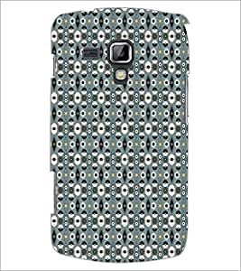 PrintDhaba Pattern D-5203 Back Case Cover for SAMSUNG GALAXY S DUOS 2 S7582 (Multi-Coloured)