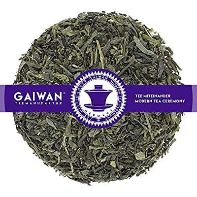 "N° 1303: Thé vert ""Sencha Fukuyu"" - feuilles de thé - GAIWAN® GERMANY - thé vert du Japon"