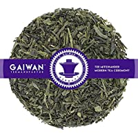 "N° 1303: Thé vert""Sencha Fukuyu"" - feuilles de thé - 100 g - GAIWAN GERMANY - thé vert du Japon"