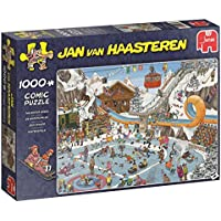 Jan van Haasteren 19065 Winter Games Jigsaw Puzzle