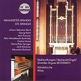 Orgelmusik aus der Nikolaikirche zu Alzey (Organ Document - Beckerath-Orgel)