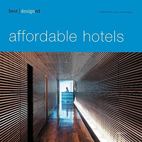 best designed affordable hotels Buch-Cover