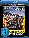 Geheimcode Wildgänse (Cinema Treasures) [Blu-ray]